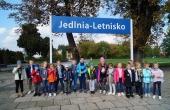 Wycieczka grupy IVD do Jedli - Letnisko