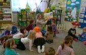 Cała Polska czyta dzieciom - bajki na podstawie utworów H. CH. Andersena gr. 1 c
