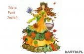 Zaproszenie na Bal Pani Jesieni